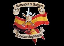 Hermandad Antiguos Caballeros Legionarios logo